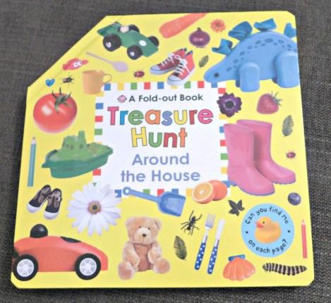 treasure hunt Priddy Books