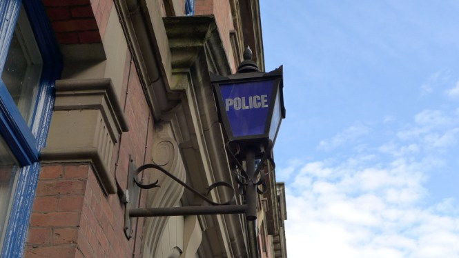 Manchester police Museum