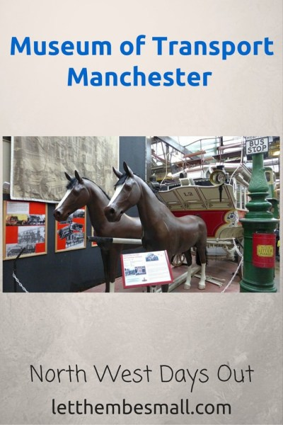 Museum of transport in Cheetham Hill, Manchester is a gem of a place to visit with young children