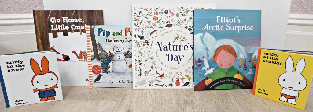 Weather Books for Toddlers and Young Children