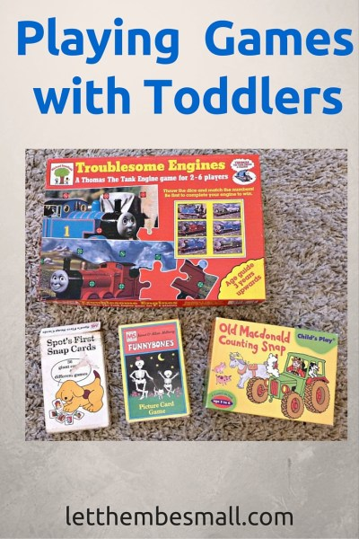 Simple and fun games to play with toddlers to help them develop their skills