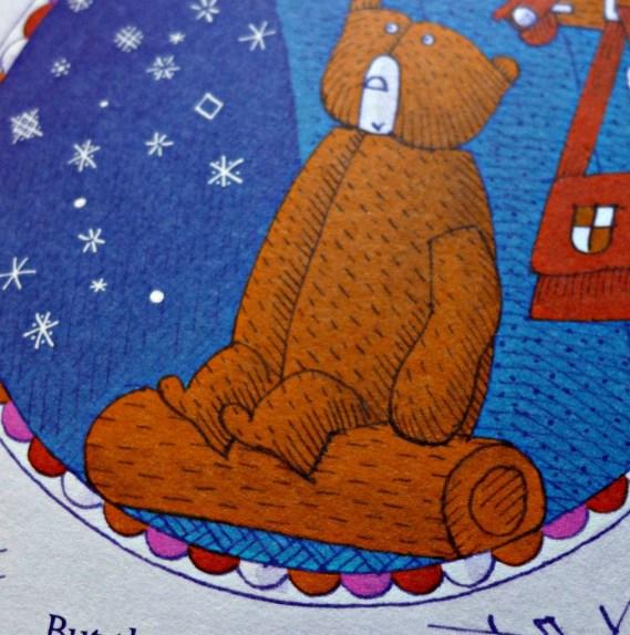 a letter for bear david lucas