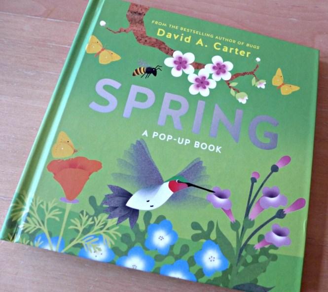 spring david A Carter