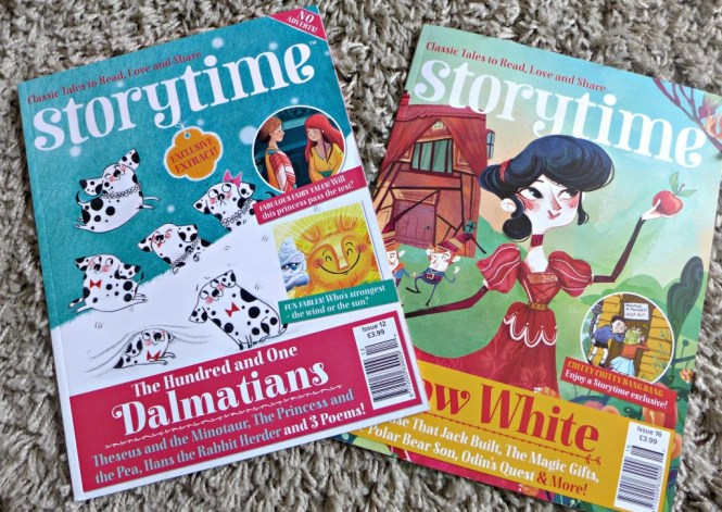 storytime magazine review