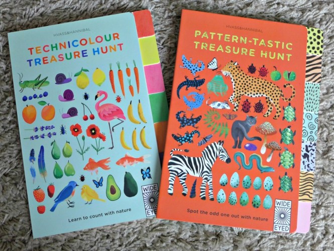 Wide Eyed Editions treasure Hunt Books Review