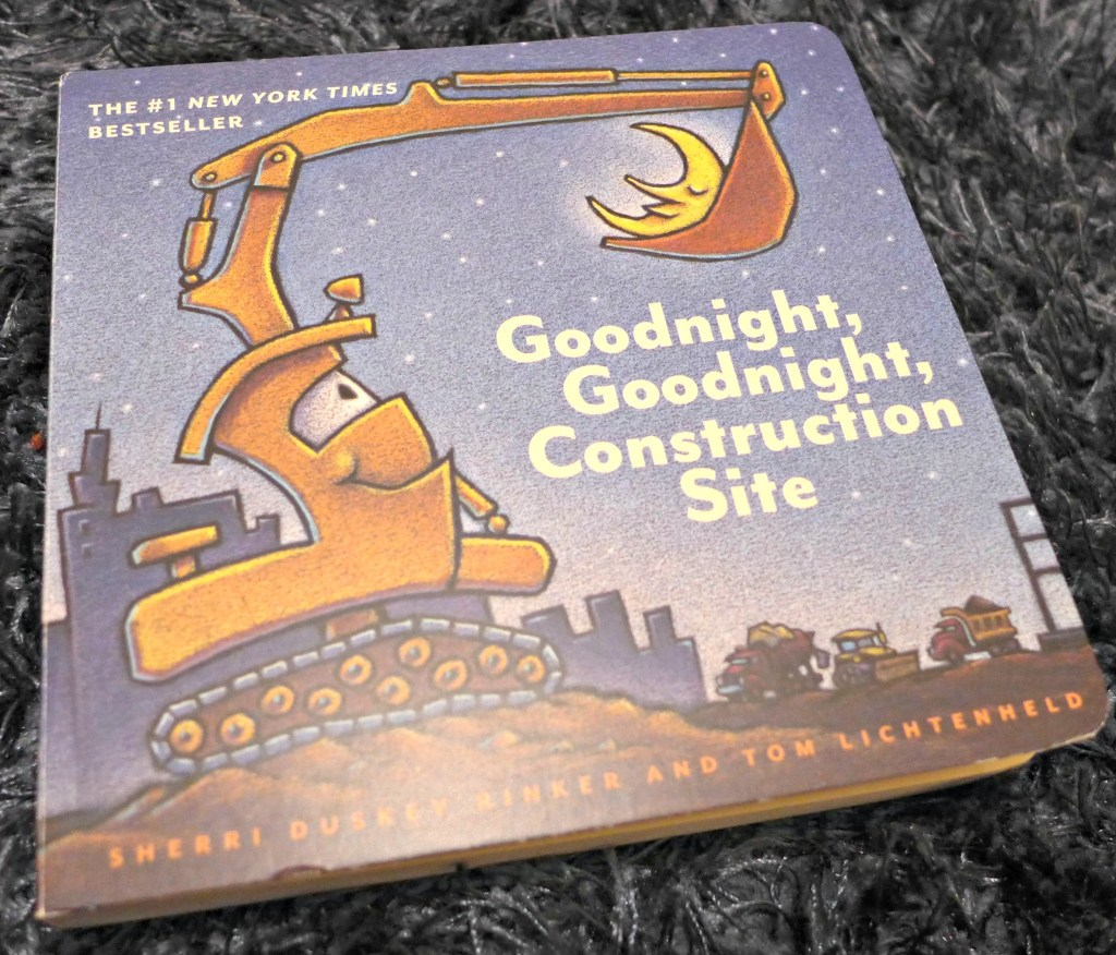 Goodnight, Goodnight Construction Site : Review