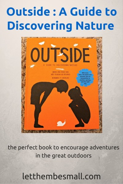 Outside - guide to discovering nature