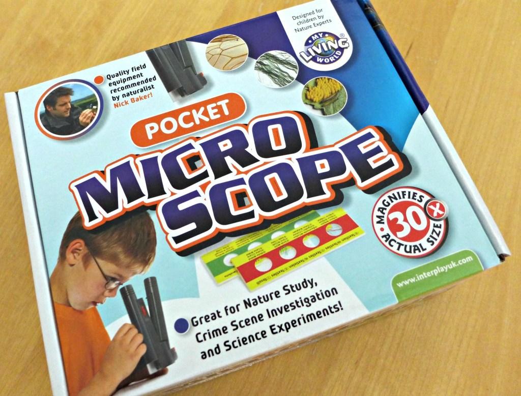 Interplay Pocket Microscope
