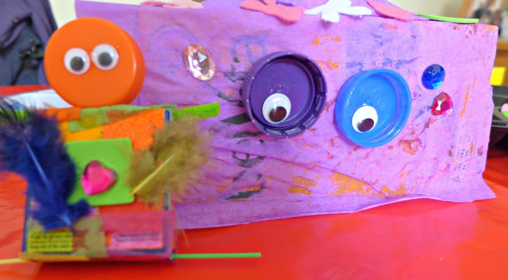 Harry and the Robots Activities
