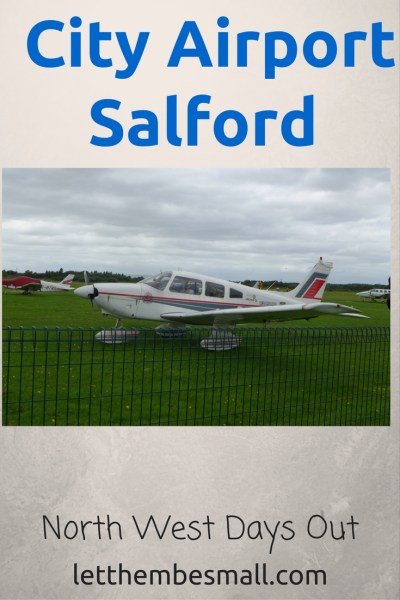 City airport Salford is a great day out for aviation enthusiats or little people!