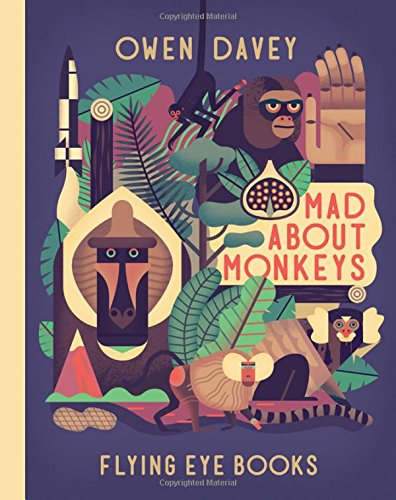 mad about monkeys owen davey