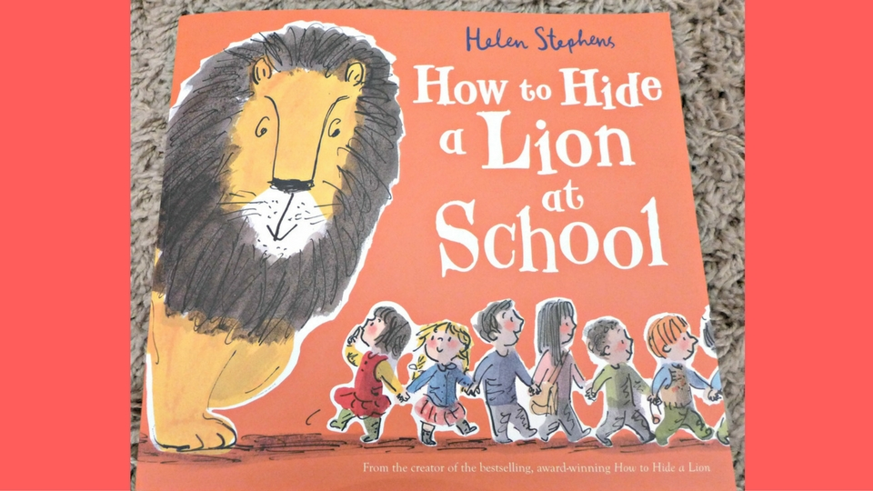 How to Hide a Lion at School