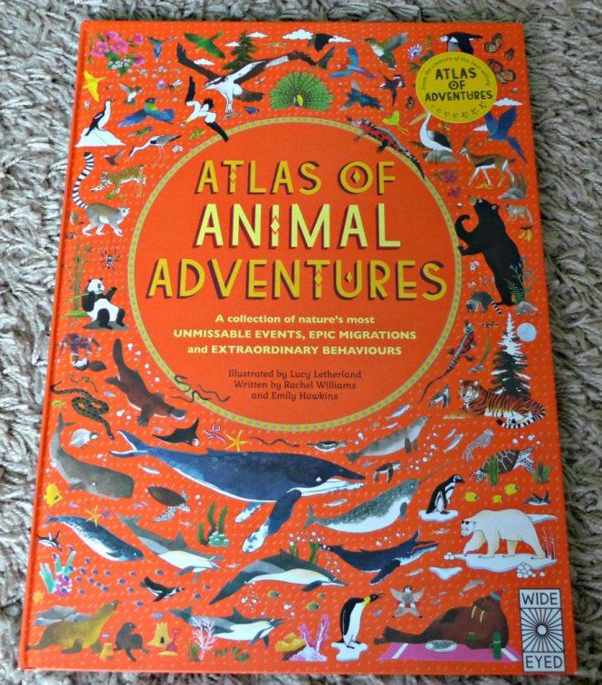 Atlas animal adventures