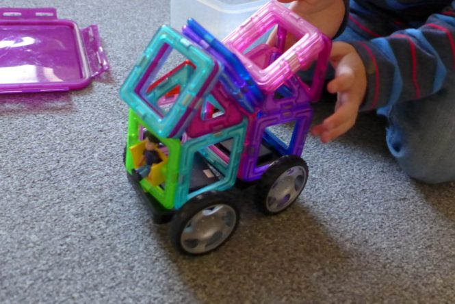 Magformers review best construction toys