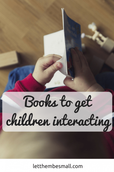 books to get children interacting - here are a selection of books that are guaranteed to engage young chidlren