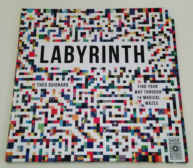 labyrinth theo guignard review