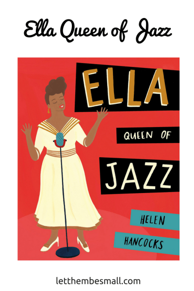 ella queen of jazz review - a great story for children to understand issues of race