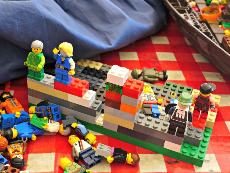 Build it lego club levenshulme market