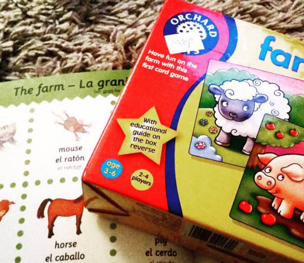 must have resources for little language learners