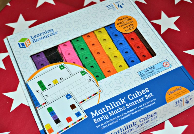 mathlink cubes learning resources