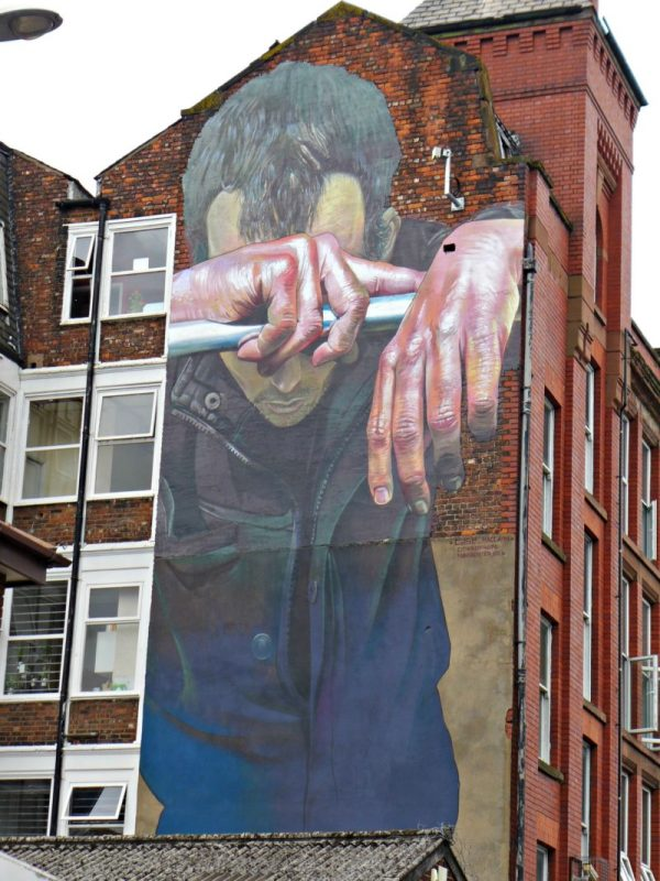 northern quarter manchester street art