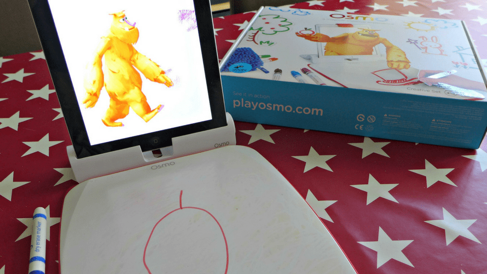 Getting Creative with Osmo Creative Kit