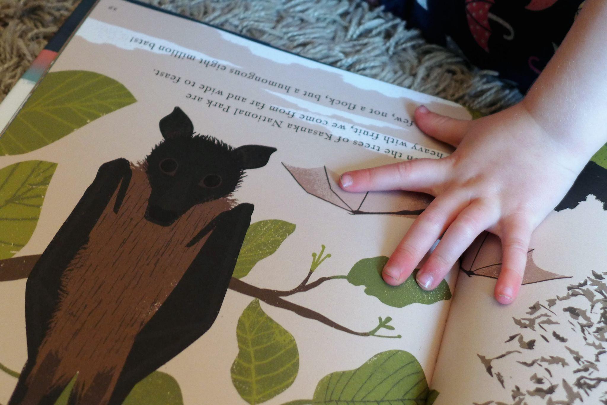 we travel so far migration book for children