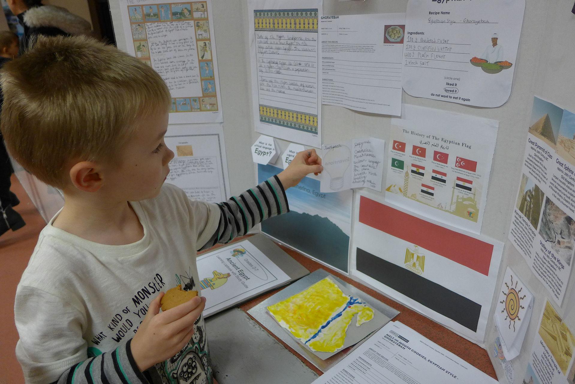 home educators geography fair