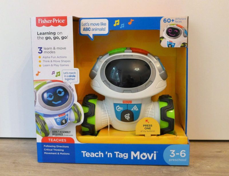 fisher price Movi robot