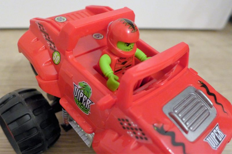 Monster Smash Ups Remote Control Car