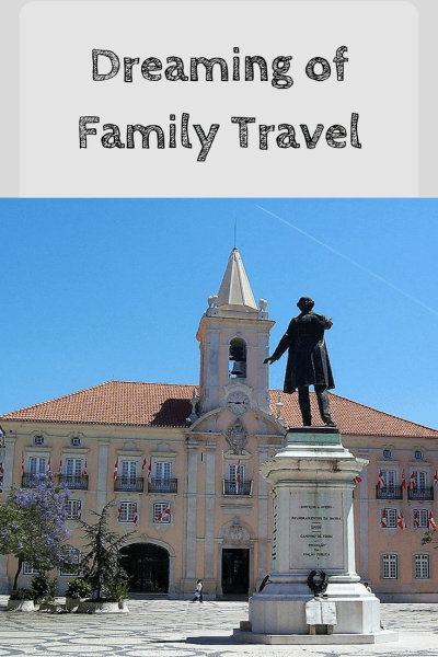 the world is a book and each new chapter is waiting to be discovered. Read more about our family travel dreams