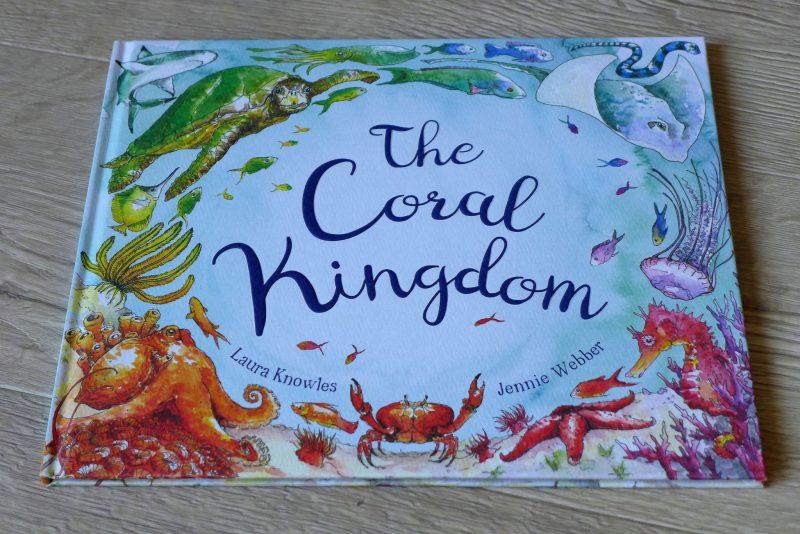 coral kingdom book