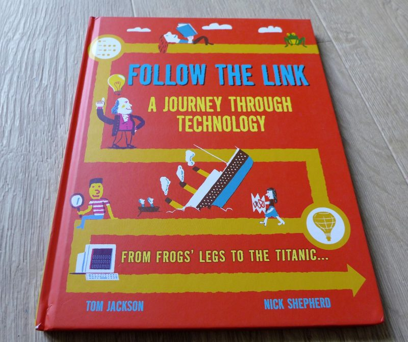 follow the link book