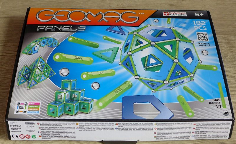 geomag panels review