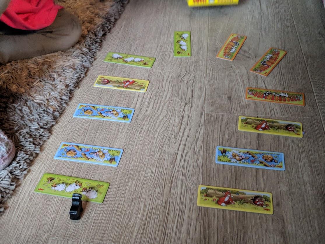 hoppa galoppa game by haba