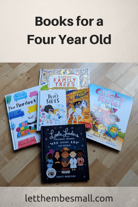 books for a four year old