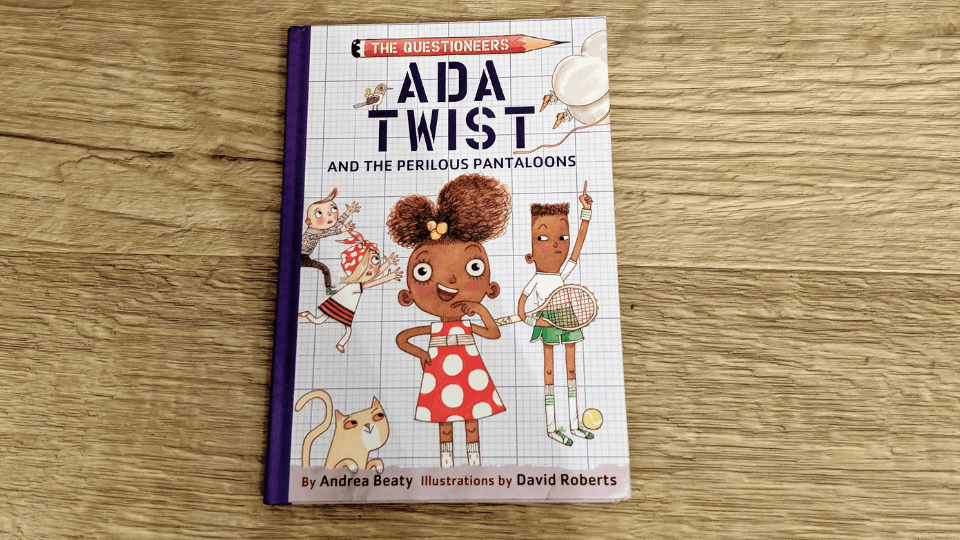 Ada Twist Questioneers Book