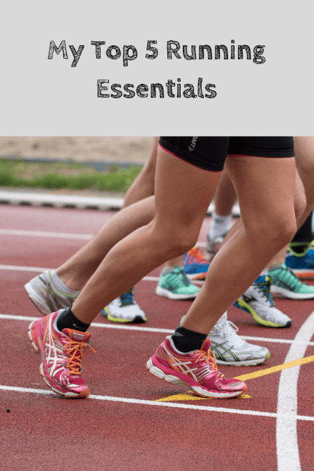 my essentials for runners