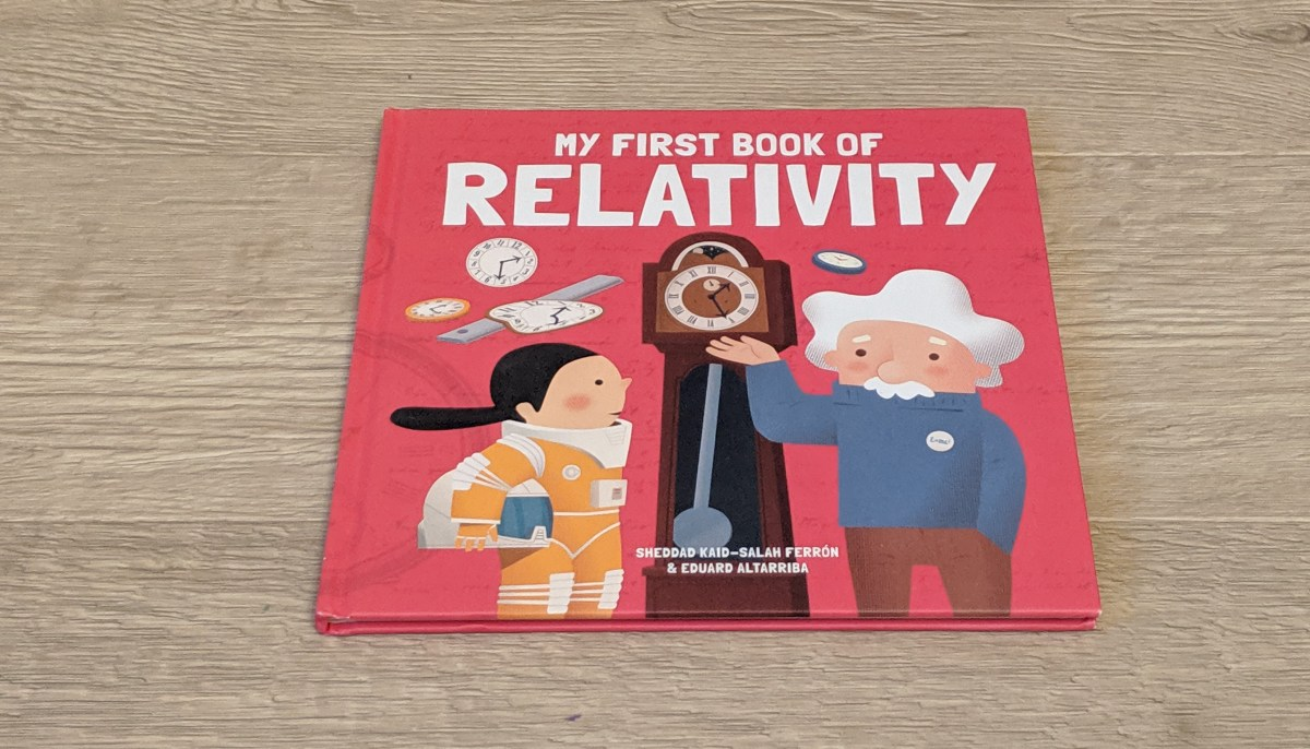 first book of relativity