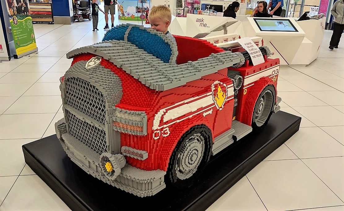 Brickburn Paw Patrol Lego
