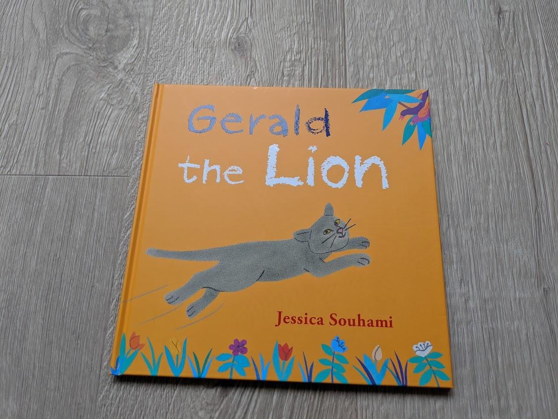 Gerald the Lion Jessica Souhami