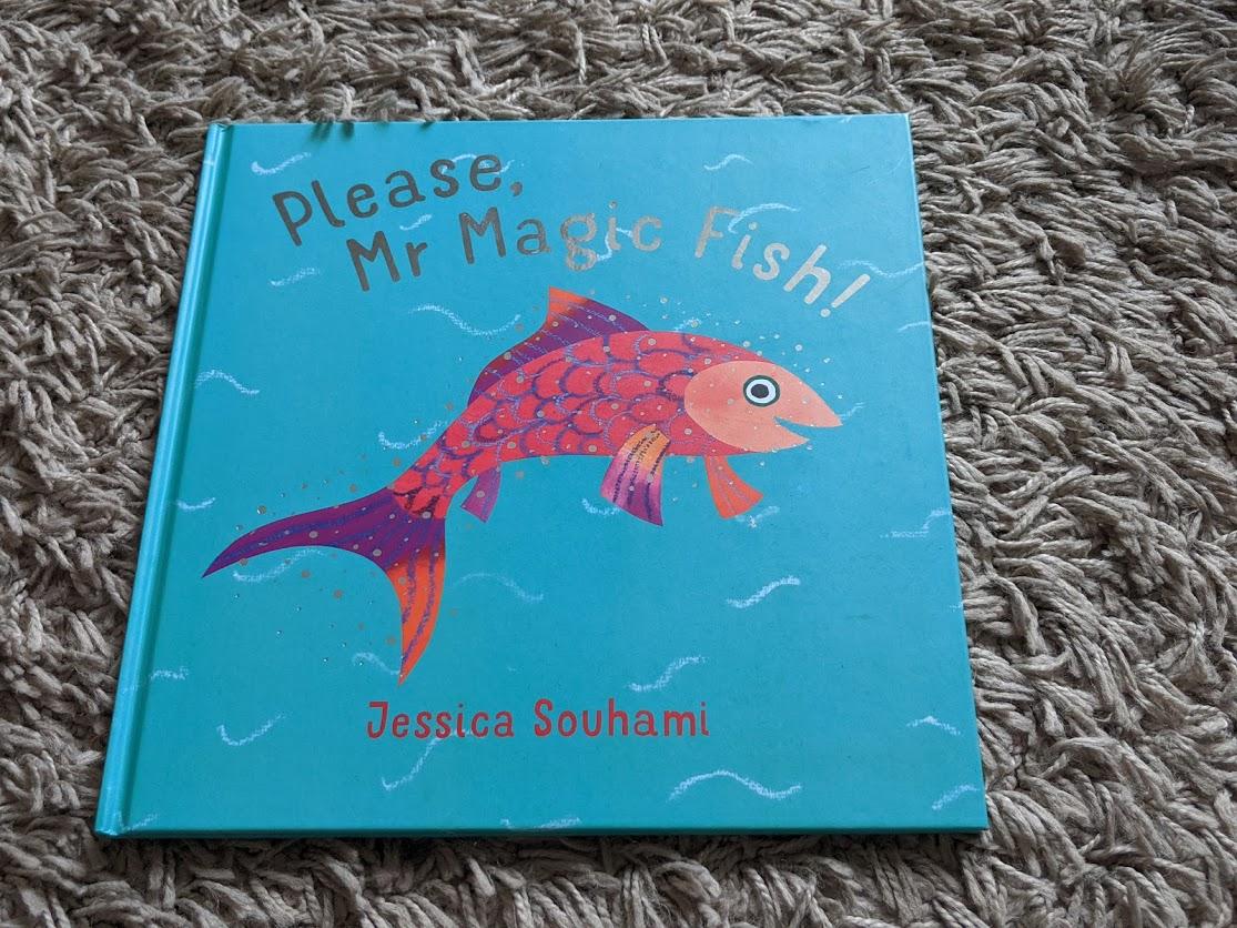 Please mr Magic Fish