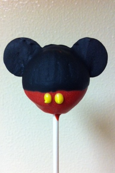 Mickey Mouse Ears Let Them Eat Pops