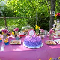 {My Parties} Tangled 3rd Birthday Party