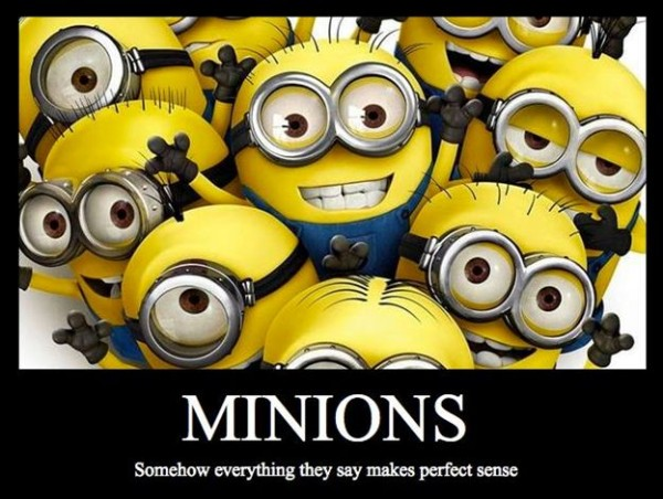 Despicable Me 2 More Minions!!! Let There Be Movies