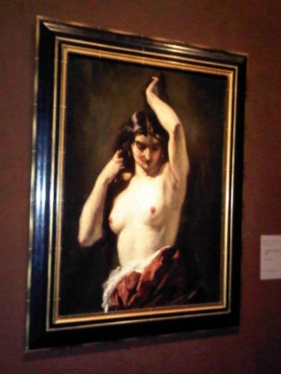 """""""La Gitane aux seins nus""""... by Henri Regnault..."""