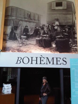 Les Bohèmes...