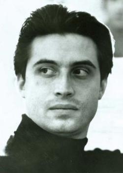 The young Riccardo Muti...