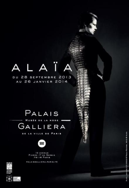 ALAÏA... at the Palais Galliera...