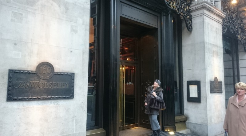 The Wolseley.. We're Besotted…